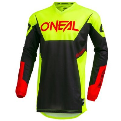 ο-νεαl-element-jersey-racewear-neon-yellow