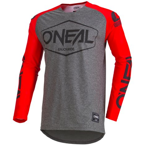 Ο'ΝΕΑL MAYHEM LITE JERSEY HEXX RED