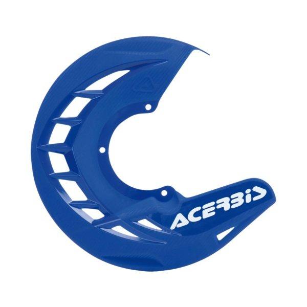 Κάλυμμα εμπρός δίσκου Acerbis X-Brake ΜΠΛΕ