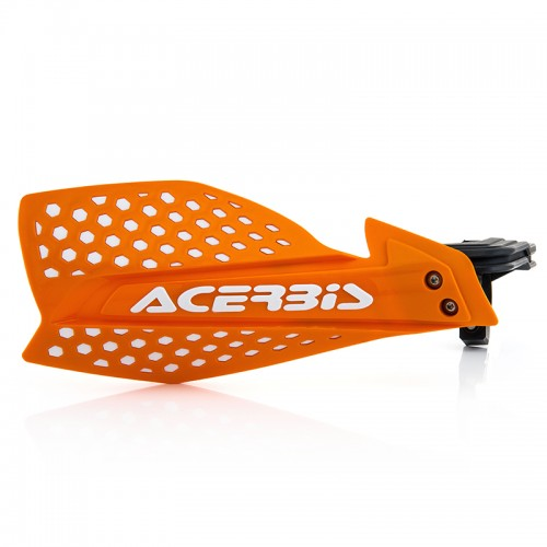 Χούφτα Acerbis X-Ultimate 22115.203 πορτοκαλί-άσπρο