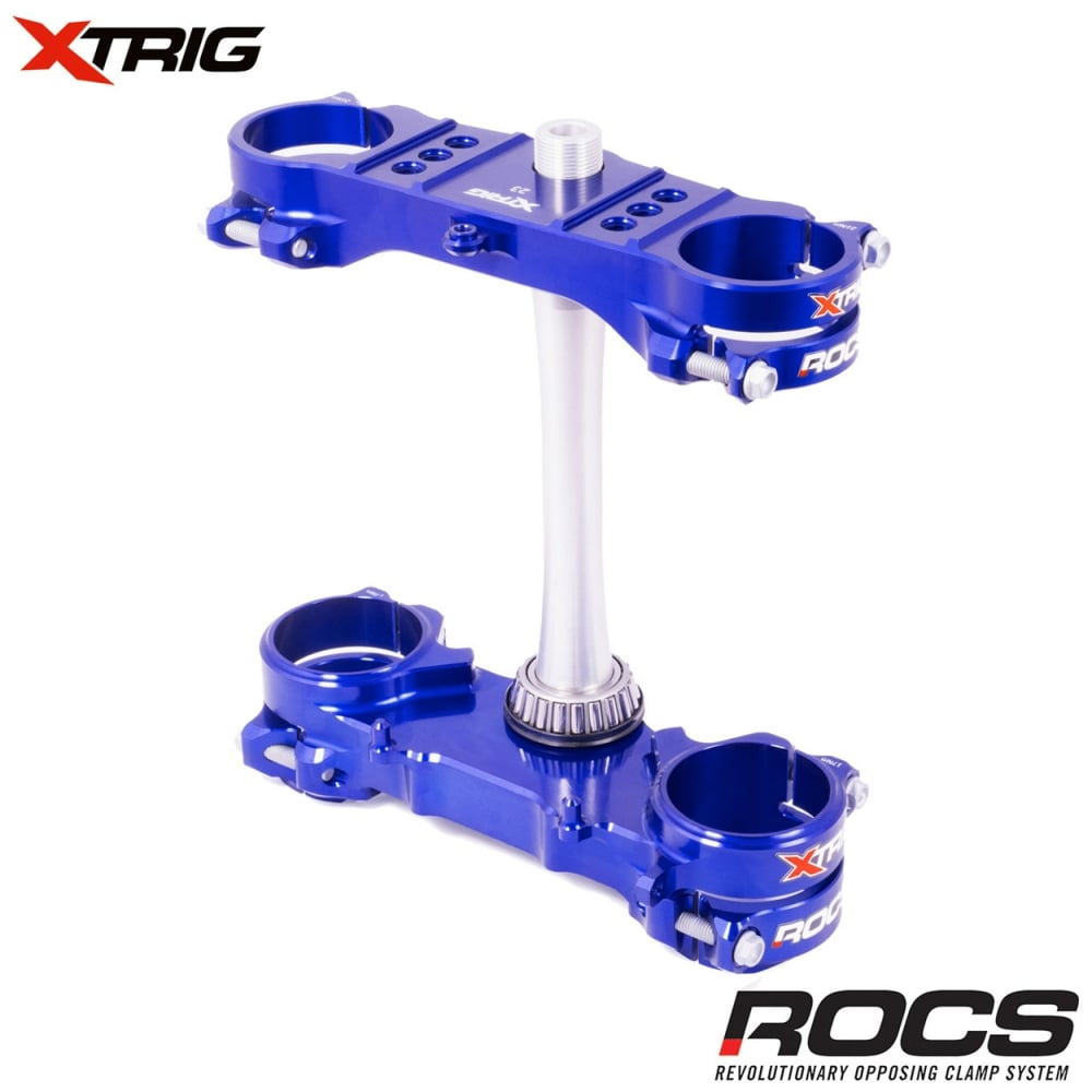 ΤΙΜΟΝΟΠΛΑΚΕΣ Xtrig ROCS Pro Triple Clamp Set YAMAHA