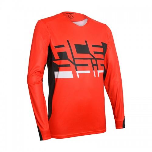 Μπλούζα Acerbis MX Black-Fire X-Flex_ 23296.319 _ μαύρο-γκρι