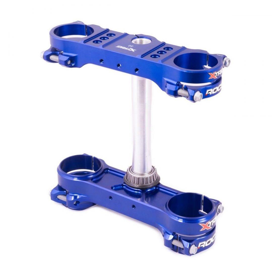 ΤΙΜΟΝΟΠΛΑΚΕΣ XTRIG TRIPLE CLAMP KIT ROCS TECH Offest 22 mm, Sherco 14-18