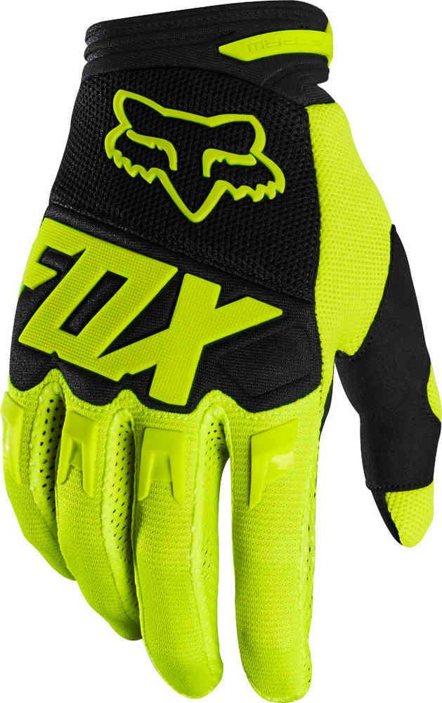 FOX Dirtpaw Race Motocross Gloves