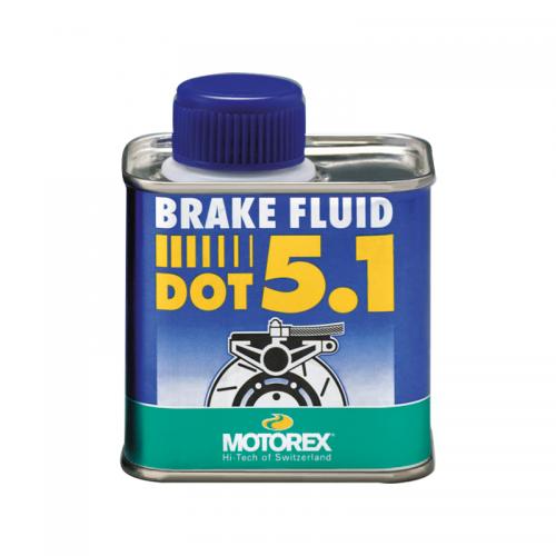 Υγρά φρένων DOT 5.1 Motorex 250gr