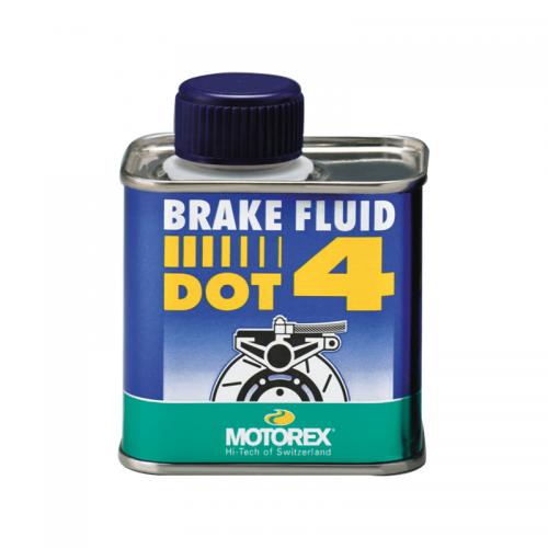 Υγρά φρένων DOT 4 Motorex 250gr