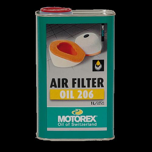 Λάδι φίλτρου αέρα Motorex 1 λίτρο