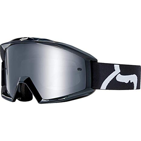 FOX Main Race Motocross Goggles ΜΑΣΚΑ ΜΑΥΡΗ
