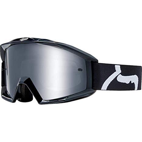FOX Main Race Motocross Goggles ΜΑΣΚΑ ΜΑΥΡΗ