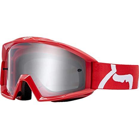 FOX Main Race Motocross Goggles ΜΑΣΚΑ ΚΟΚΚΙΝΗ