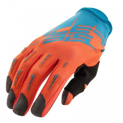 Γάντια Acerbis ΜΧ 2 _ 21631.243 μπλέ-fluo πορτοκαλί
