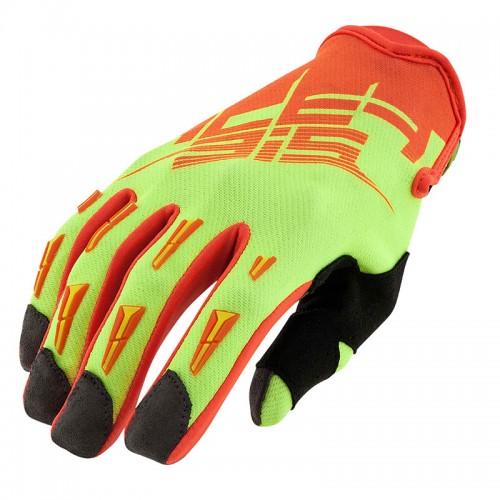 Γάντια Acerbis ΜΧ 2 _ 21631.271 fluo κίτρινο/fluo πορτοκαλί