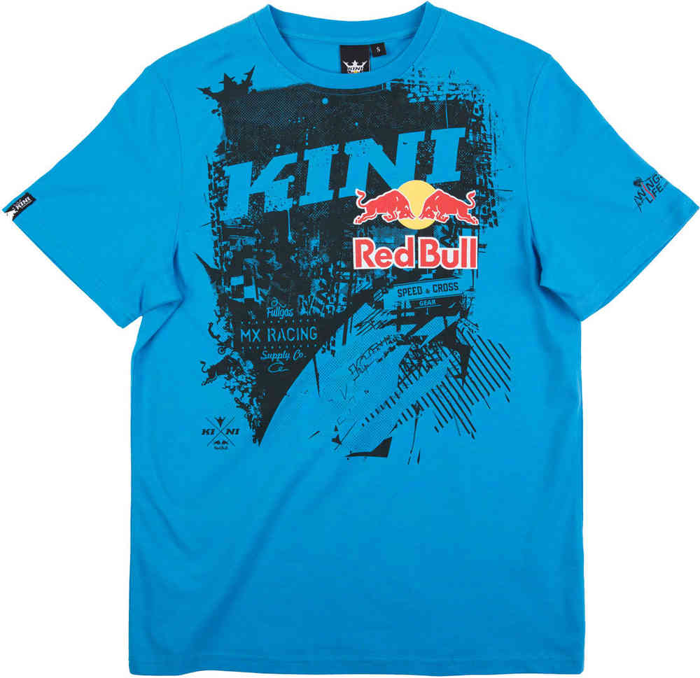 Kini Red Bull Bleed T-Shirt