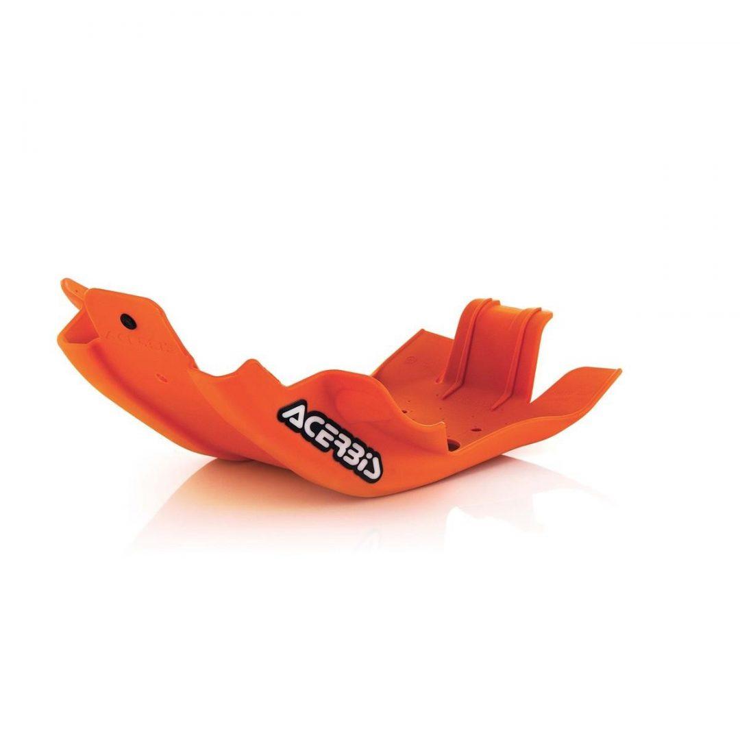 Acerbis ΠΡΟΣΤΑΤΕΥΤΙΚΗ ΠΟΔΙΑ ΠΛΑΣΤΙΚΗ SKID PLATE KTM SX-F 250/350 16-18, Orange ΠΟΡΤΟΚΑΛΙ