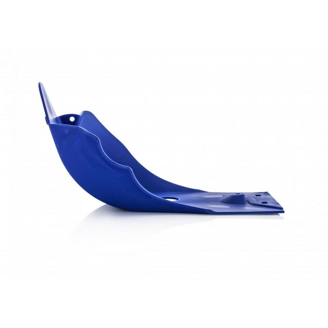 Acerbis ΠΡΟΣΤΑΤΕΥΤΙΚΗ ΠΟΔΙΑ ΠΛΑΣΤΙΚΗ SKID PLATE Yamaha YZF 450 18-20, blue ΜΠΛΕ