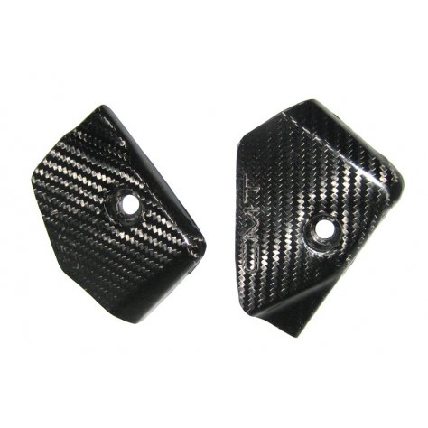 Carbon protections rear panels for Honda CRF 250 2014