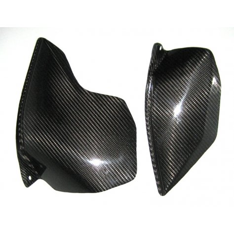 Carbon tank low. cover for KTM EXC-f 2011 - 2015