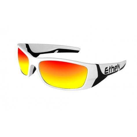 ETHEN SNW03WB BLACK & WHITE - RED LENS