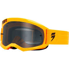Shift WHIT3 Non Mirrored Motocross Goggles ΜΑΣΚΑ