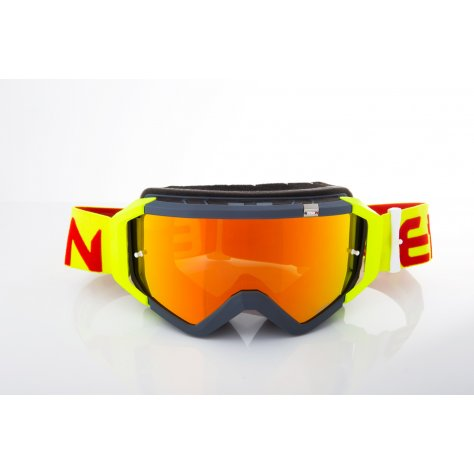MX0534 YELLOW FLUO/RED TOP MODEL