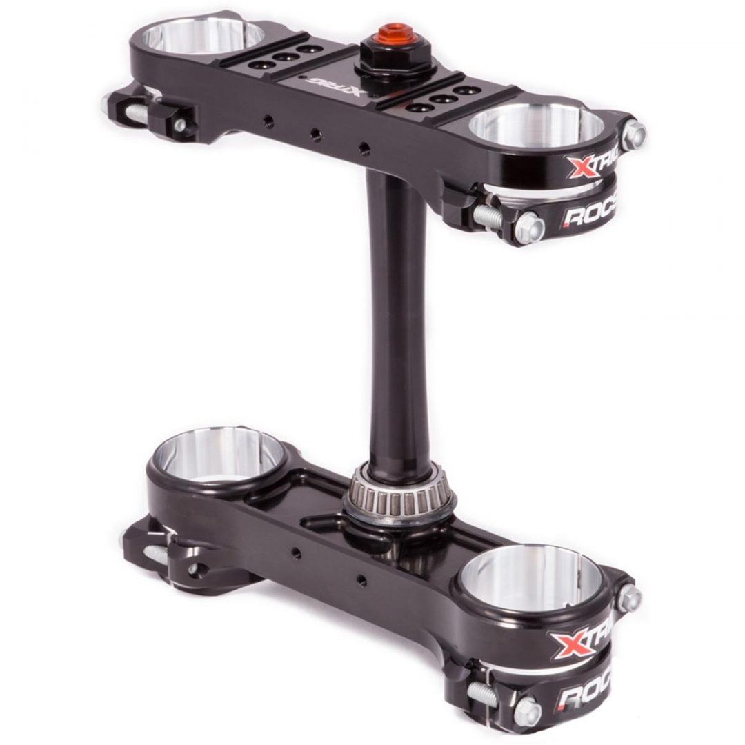 ΤΙΜΟΝΟΠΛΑΚΕΣ Xtrig ROCS Pro Triple Clamp Set KAWASAKI KXF